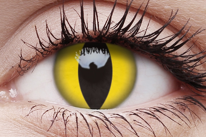 Cats eye Colourvue 14mm Lenses