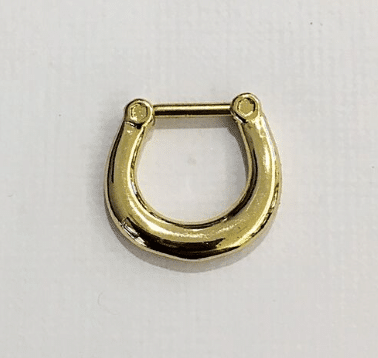 Zircon Gold Septum Clicker