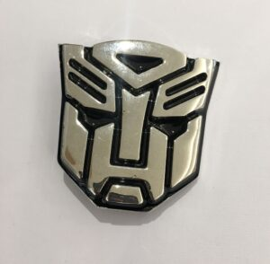 Autobots Symbol Belt Buckle