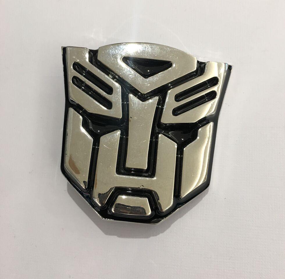 Autobots Symbol Belt Buckle