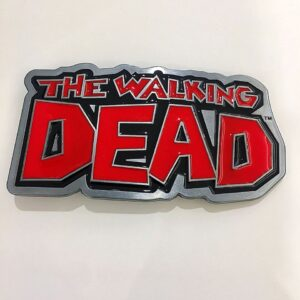 The Walking Dead Belt Buckle