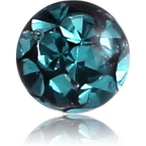 Crystalline ball BZ