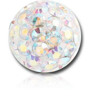 Crystalline ball AB