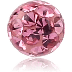 Crystalline ball RO