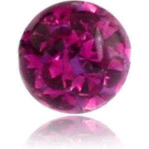 Crystalline ball FU