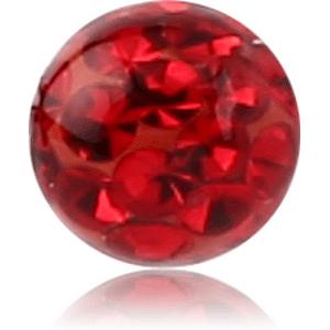 Crystalline ball LSI