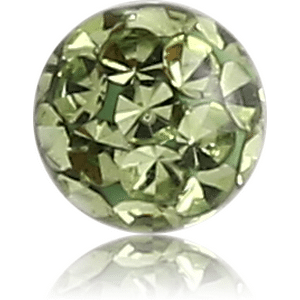 Crystalline ball PE