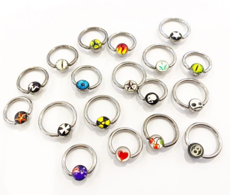 Sale Ball Closure ring