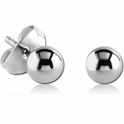 Surgical Steel Ball Studs