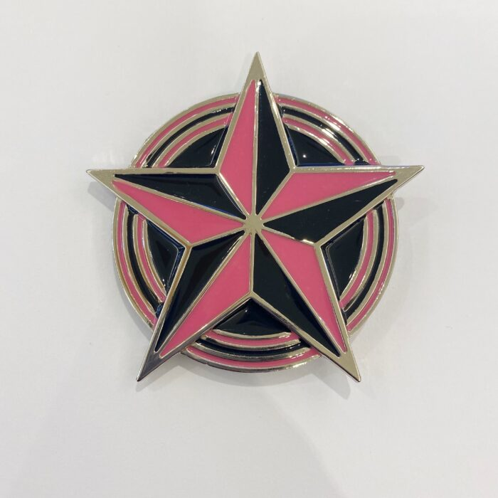 Star Belt Buckle