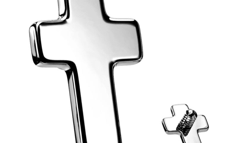 Steel Dermal Anchor